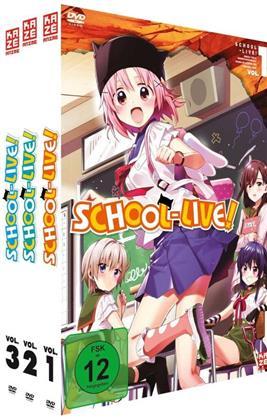 School-Live! (Gesamtausgabe, 3 DVDs)
