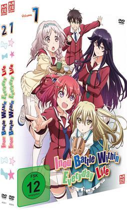 Inou Battle Within Everyday Life (Gesamtausgabe, 2 DVDs)