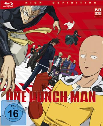 One Punch Man - Staffel 2 - Vol. 1 (+ Sammelschuber, Limited Edition)