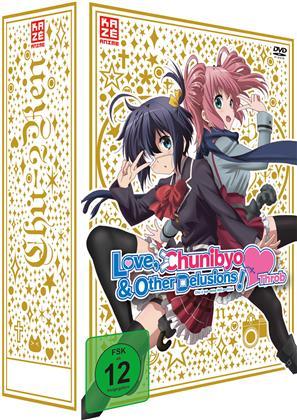 Love, Chunibyo & Other Delusions! - Heart Throb - Staffel 2 (2014) (Gesamtausgabe, 4 DVDs)