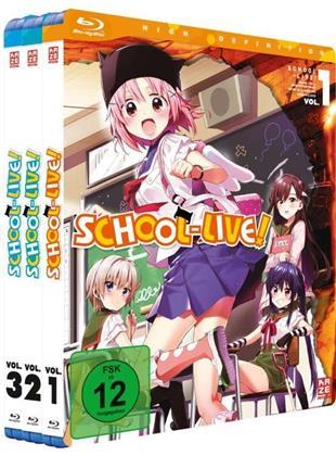 School-Live! (Gesamtausgabe, 3 Blu-rays)
