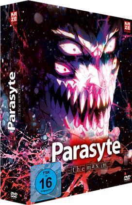 Parasyte -the maxim- (Gesamtausgabe, 4 DVDs)