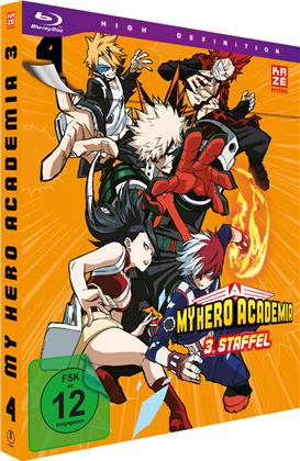 My Hero Academia - Staffel 3 - Vol. 4