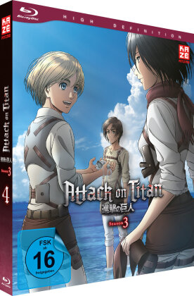 Attack on Titan - Staffel 3 - Vol. 4