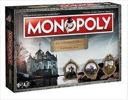Monopoly Die Schweizer Schlösser