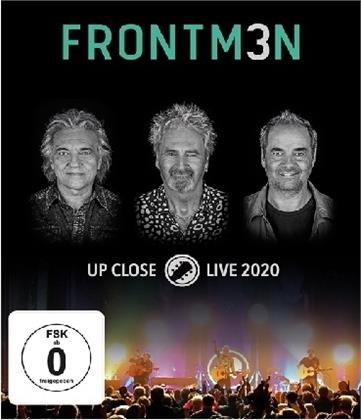 FRONTM3N - Up Close - Live 2020 (2 Blu-rays)