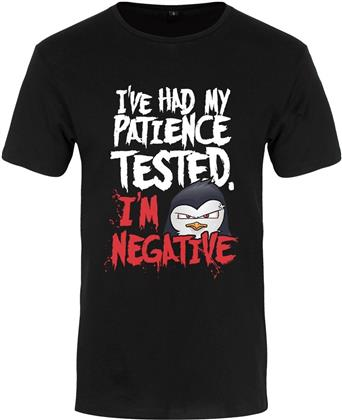 Psycho Penguin: Patience - Men's Premium T-Shirt