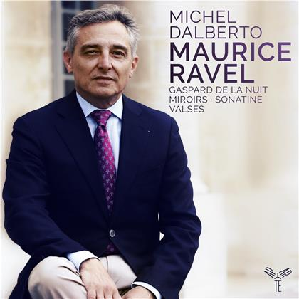 Maurice Ravel (1875-1937) & Michel Dalberto - Gaspard De La Nuit