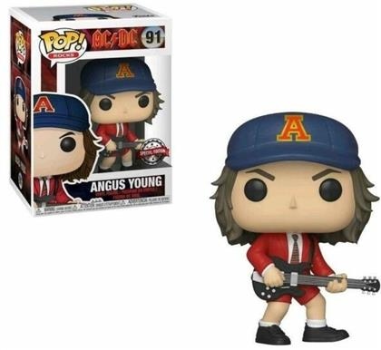 Funko Pop! Rocks: - AC/DC - Angus Young * (Latam Exclusive Version)