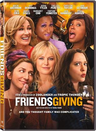 Friendsgiving (2020)