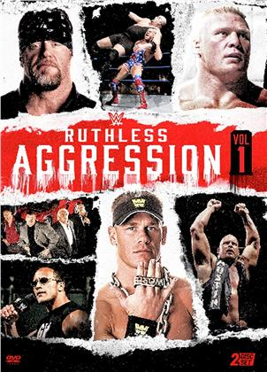 WWE: Ruthless Aggression Vol. 1 (2 DVDs)