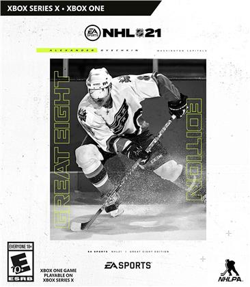 NHL 21 (Ultimate Edition)