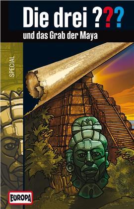 Die Drei ??? - Und Das Grab Der Maya (2 Audio cassettes)