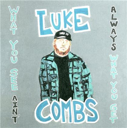 Luke Combs - What You See Ain't Always What You Get (Deluxe Edition, 2 CDs)