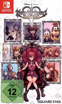 Kingdom Hearts: Melody of Memory (German Edition)