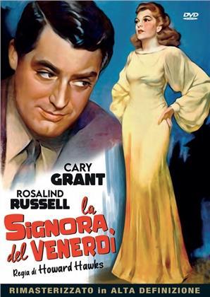 La signora del venerdì (1940) (HD-Remastered, n/b, Riedizione)