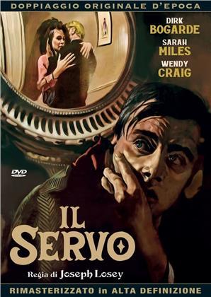 Il servo (1963) (Doppiaggio Originale D'epoca, HD-Remastered, n/b, Riedizione)