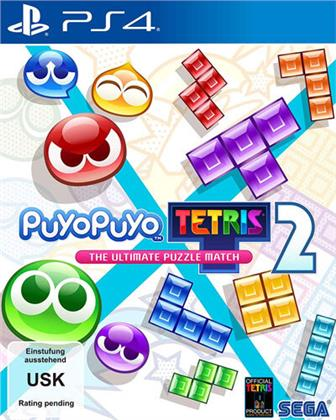 Puyo Puyo Tetris 2 (German Edition)