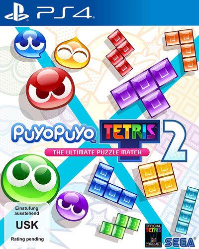 Puyo Puyo Tetris 2 (German Edition)