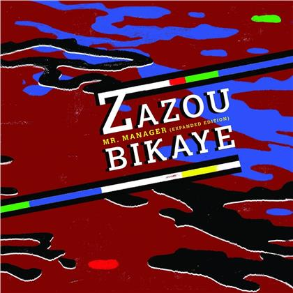 Zazou Bikaye - Mr Manager (LP)