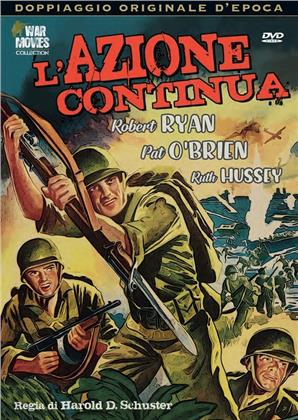 L'azione continua (1944) (War Movies Collection, Doppiaggio Originale D'epoca, s/w)