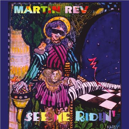 Martin Rev - See Me Ridin (2020 Reissue, Bureau B, LP)