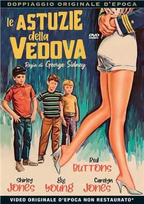 Le astuzie della vedova (1963) (Rare Movies Collection, Doppiaggio Originale D'epoca)