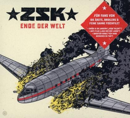ZSK - Ende Der Welt (Digipack)