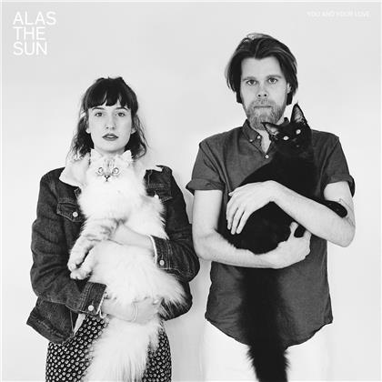 Alas The Sun - You And Your Love (Colored, LP)