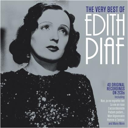 Edith Piaf - Very Best Of (Not Now UK)