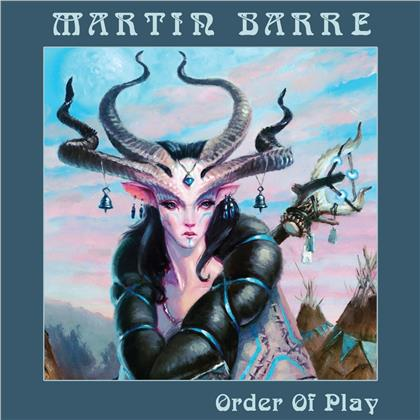 Martin Barre (Jethro Tull) - Order Of Play (2020 Reissue, Bonustracks)