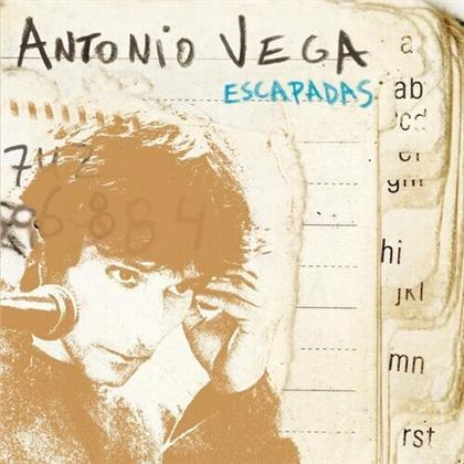 Antonio Vega - Escapadas (2020 Reissue, LP + CD)