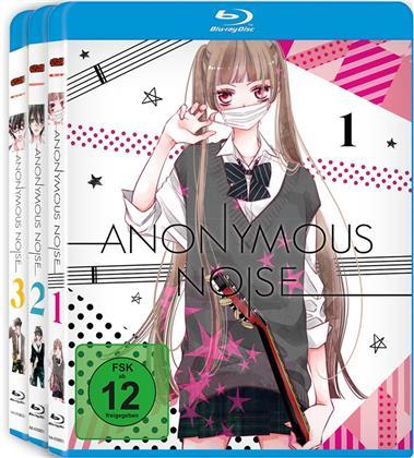 Anonymous Noise (Gesamtausgabe, 3 Blu-rays)