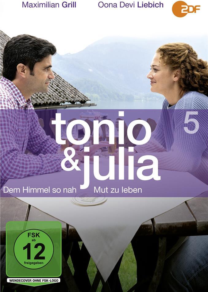 Tonio & Julia - Dem Himmel so nah / Mut zu leben