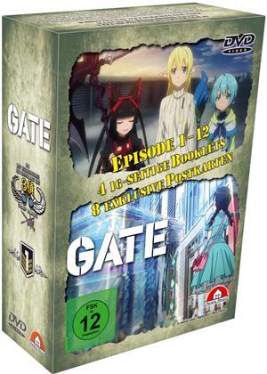 Gate - Staffel 1 (Gesamtausgabe, 4 DVDs)