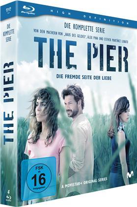 The Pier – Die fremde Seite der Liebe - Die komplette Serie (4 Blu-rays)