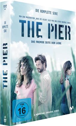 The Pier - Die fremde Seite der Liebe - Die komplette Serie (6 DVDs)
