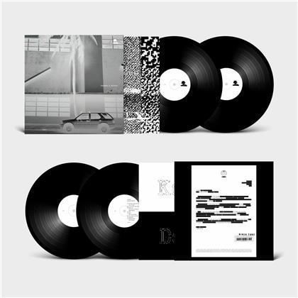 Actress - Karma & Desire (2 LPs + Digital Copy)