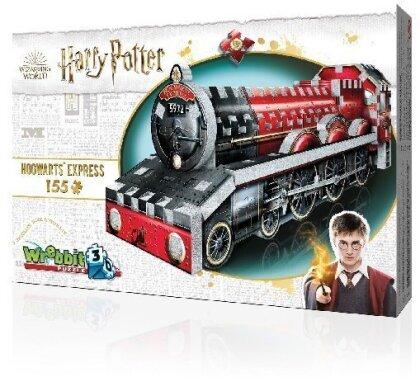 Harry Potter: Hogwarts Express - 155 Teile 3D Puzzle