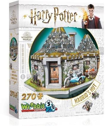 Harry Potter: Hagrids Hütte - 270 Teile 3D Puzzle