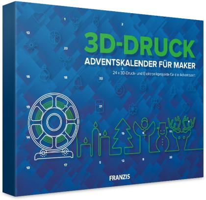 3D-Druck Adventskalender 2020