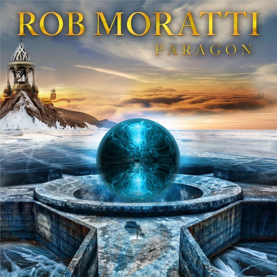 Rob Moratti (Ex-Saga) - Paragon