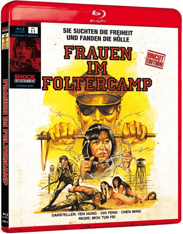 Frauen im Foltercamp (1980) (Collector's Edition, Edizione Limitata, Uncut)