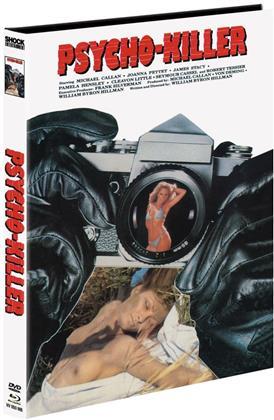 Psycho-Killer (1982) (Limited Edition, Mediabook, Blu-ray + DVD)