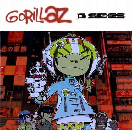 Gorillaz - G-Sides (RSD 2020, LP)
