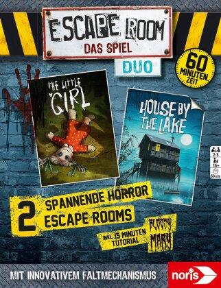 Escape Room Duo Horror