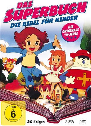 Das Superbuch - Die Bibel für Kinder - Die originale TV-Serie (3 DVDs)