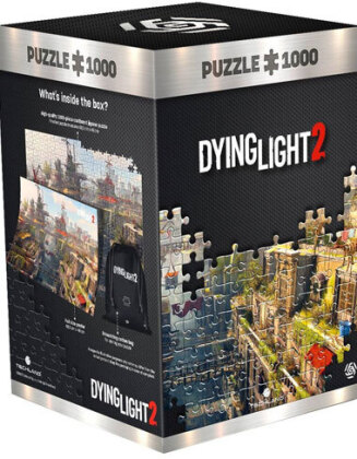 Dying Light 2: City - 1000 Teile Puzzle