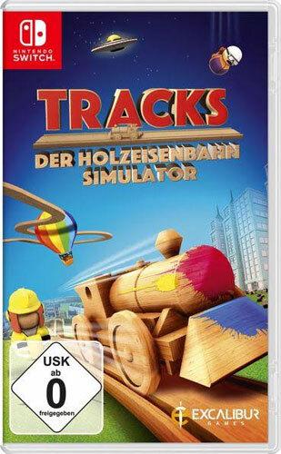 Tracks - Holzeisenbahn Simulator