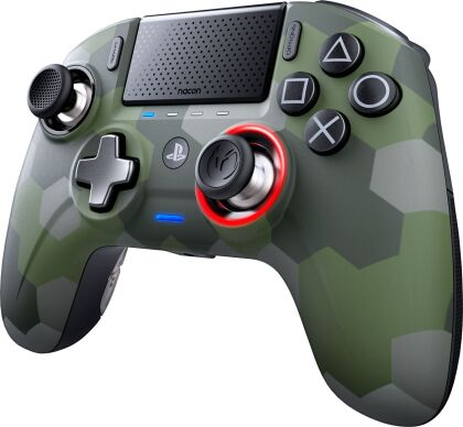 NACON PS4 Revolution Unlimited Pro Controller - camo green